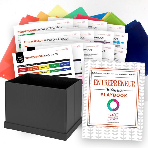 Entrepreneur Friday Box