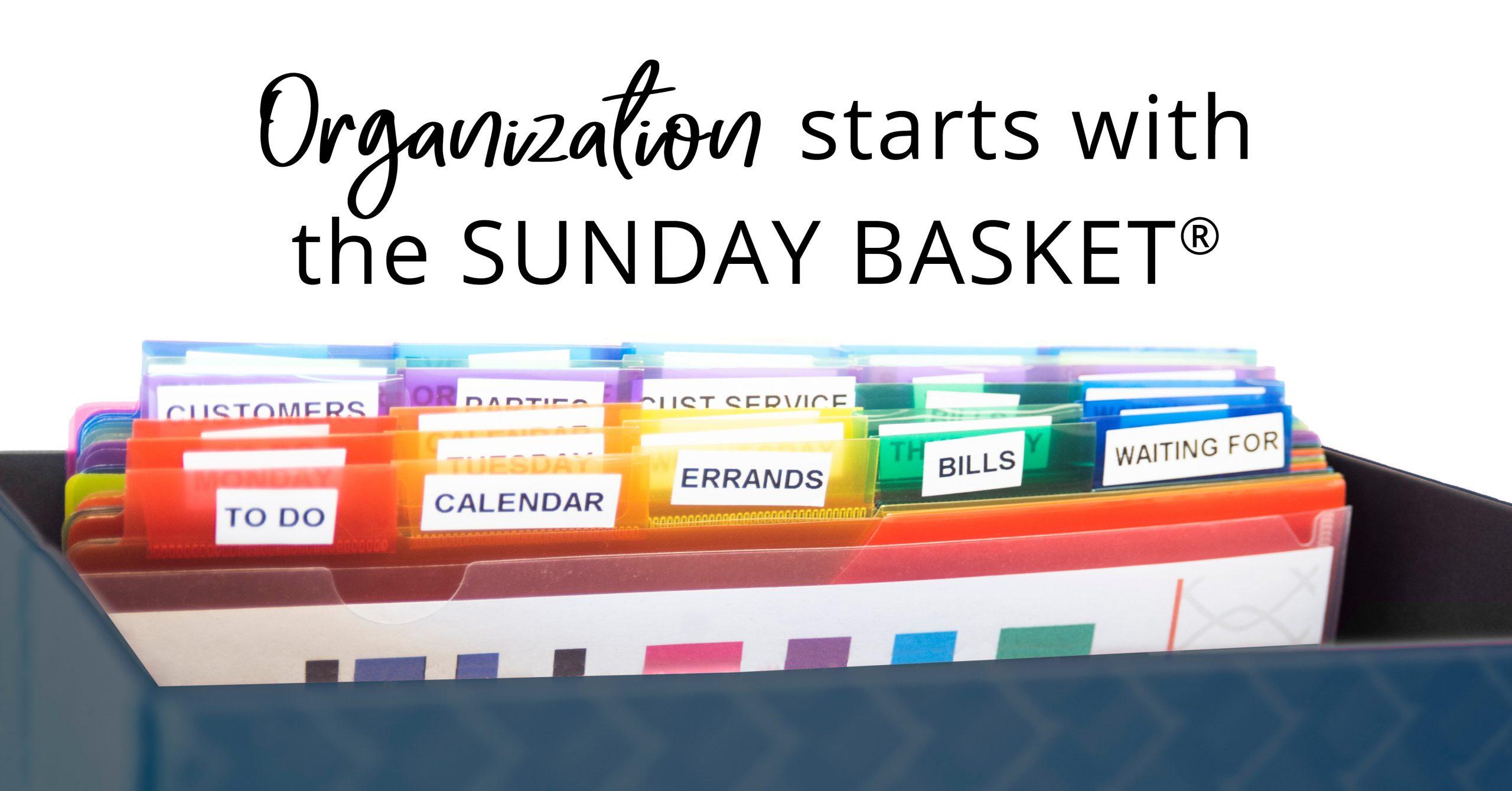 Sunday Basket Quote fb